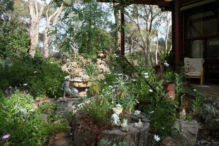 Barkers Creek Garden